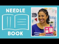 Keep Your Needles In One Handy Place With This Cute Needle Book! – Crafty House
