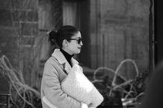 BRENTPHOTO NEW YORK: Outside The High Line Hotel. New York Fashion Week...