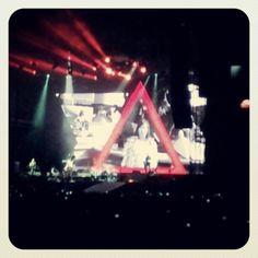 Depeche Mode Stadion Narodowy Warsaw 25 Jul 13
