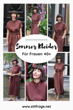 Ein Sommer voller wunderschöner Kleider. Doch welches steht mir. In meinem Blog zeige ich dir ein schönes Kleid für uns Frauen ab 40.