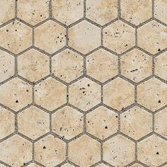 Textures   -   ARCHITECTURE   -  PAVING OUTDOOR - Hexagonal