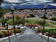 Communication Hill - South San Jose California 2012 #hdr #photography #fineart