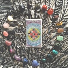 Another Pentacle. Fulfilment & Abundance.