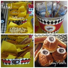 Crissy's Craft: Monster Truck Birthday Party