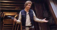 """Que a força esteja com você, Harrison. O mito, a lenda, o ícone Harrison Ford (Indiana Jones, Star Wars, Blade Runner) admitiu que """"vai ser estranho"""" assistir o personagem que ele tornou um ícone da cultura pop ser interpretado por outra pessoa no vindouro filme de Han Solo. Na semana passada, durante a Star Wars …"""