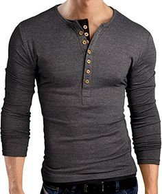 Grin&Bear slim fit double contrast collar, long sleeve, charcoal, S, BH125 Grin&Bear http://www.amazon.com/dp/B00FSCYSS0/ref=cm_sw_r_pi_dp_pqVwub10KT4Z7