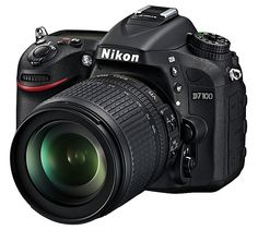 Nikon reveals its king-of-the-hill for hobbyists and aspiring pros, the Nikon D7100.