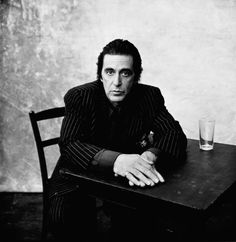 Al Pacino   by Ruven Afanador