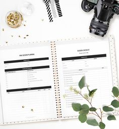 Hey, I found this really awesome Etsy listing at https://www.etsy.com/listing/217921688/printable-photographers-planner