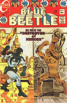 On this episode, Jeff and I discuss Billy the Kid The Blue Beetle David Cassidy and Drag-Strip Hotrodders Part one of a four episode spotlight on Charlton Comics! Comic Book Plus, Comic Book Covers, Vintage Comic Books, Vintage Comics, Vintage Magazines, Marvel Comic Books, Comic Books Art, Superman Comic, Marvel Characters