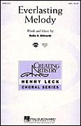"""""""Everlasting Melody"""" by Rollo Dilworth. This gospel-style original will set every toe tapping and fill every heart with harmony! Well-written vocal and piano parts ensure success, and the positive message is relevant to choirs of all ages. It's the perfect closer for your next concert; guaranteed! Grades K-3 sang this song with wonderful enthusiasm and energy!"""