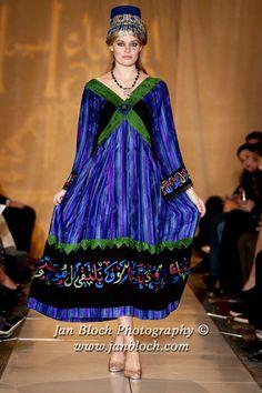 Moda Iraquí. Maravilloso.