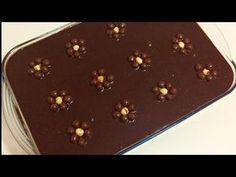 Pişmeyen Browni Pasta-En Kolay Çikolatalı Pasta Tarifi-Bera Tatlidunyasi - YouTube