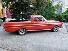 1965 Ford Ranchero Deluxe