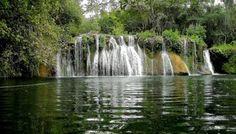 Recanto ecológico, Bonito oferece rios e cachoeiras no MS Portal, Waterfall, Rios, Wedding Photography, Outdoor, Falling Waters, Bonito, Outdoors, Waterfalls