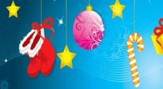 Christmas eBay Template FreeAuctionDesigns.com