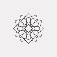 #MA17-873  A new geometric design every day