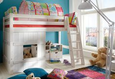 Kidsroom, Solid Pine, Decoration, Bunk Beds, Playroom, Sweet Home, Furniture, Ebay, Home Decor