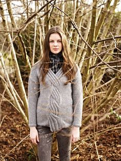 Rowan Autumn Knits Knitting Book - A collection of 14 trendy and country-inspired hand knits that include graphic patterning, fair isle and tweed. These beautiful knits are perfect for casual dressing with relaxed style in beautiful autumnal colours, using Rowan Lima and Cocoon. Get it at LoveKnitting.com