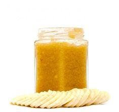 Healthy lunch idea for kids from 'Top Chef' alum Sam Talbot: Banana jam sandwiches Jam Recipes, Raw Food Recipes, Sweet Recipes, Fruit Confit, Jam Sandwiches, Ginger Jam, Banana Jam, Salsa Dulce, Homemade Jelly