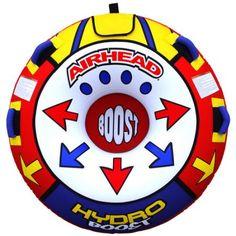 Airhead Hydro-Boost 54 inch Towable, Multicolor