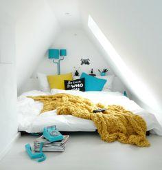 look! pimp your room: Verlosung ...ganz oben unterm Dach