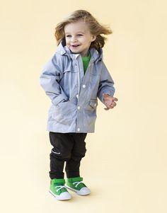 Jacket Adakite, Pants Anew