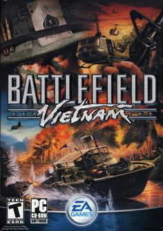 Battlefield Vietnam - War Team Game