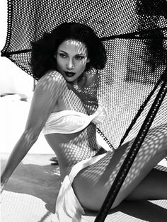 Actress and singer Lopez poses for 2006 Pirelli calendar in Cap d'Antibes in France