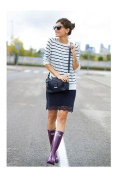 El estilo de B a la moda