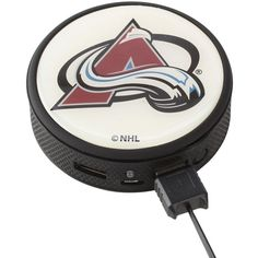 Colorado Avalanche 3600 mAh Puck Remote Cell Phone Charger