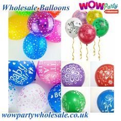 WOW Party Wholesale has announced that their prices of chrome balloons. This has reportedly been done to ensure that their customers get the best products at lowest prices. Party Wholesale, Wholesale Party Supplies, Wholesale Balloons, Chrome, Holiday, Products, Vacations, Holidays, Gadget