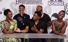 Black Panther is a significant film -- not just for the Marvel Cinematic Universe, but also for diversity in superhero… Film Black Panther, Black Panther Marvel, The Avengers, I Movie, Movie Stars, Black Panther Chadwick Boseman, Panther Pictures, Ryan Coogler, Michael B Jordan