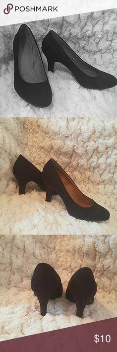Women Kids Teen Bloc High Heels Court Shoes Mary Jane formellement School Office Size