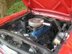 Ford Mustang 6 Zylinder 1964