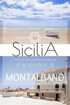 La Sicilia e le location di Montalbano - Chicks and Trips Italy Tour Packages, Italy Vacation Packages, Rome Travel, Italy Travel, Palermo, Rent A Villa, Italy Tours, Italy Trip, Italy Landscape