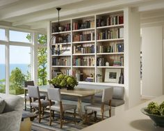 dining/library