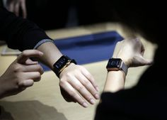 Apple releases #AppleWatch software update after bug caused delay http://tdy.sg/1FcnnhH