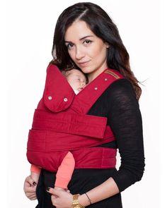 Marsupi Plus, Rosu Rubin Compact, Cape, Gloves, Blazer, Fit, Leather, Jackets, Women, Fashion