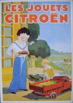 Blog de auvergnebassinauzonbrassac : Auvergne a travers les temps, Quand les constructeurs automobiles fabriquaient des jouets