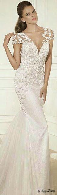 c5f597d36d Tarik Ediz s 2014 Bridal Collection is a Stunner. Gorgeous glamour to the  bone. It is graceful