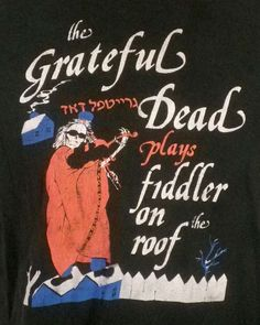 Grateful Dead Shirt 80 S Vintage Rare Is It Live Or Is It