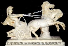 Book XII Turnus is driven by the furies;/ he glows with sparks;  his fierce eyes flame with fury.  ~Turnus and his white horses ride out of the city of Latinus to meet Aeneas in single combat.