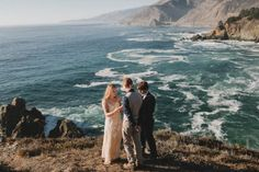 Adventurous Big Sur Elopement