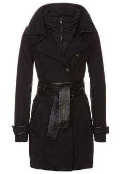 Vero Moda - SOLIST - Manteau classique - noir
