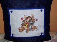 Kissen Tom&Jerry-X-stich