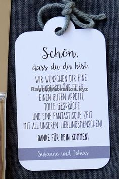 Wedding Table Decoration - Do you know what guests are looking forward to? About a warm welcome - Hochzeit - Boda Wedding Table, Diy Wedding, Wedding Favors, Dream Wedding, Wedding Decorations, Wedding Invitations, Wedding Day, Table Decorations, Wedding Ceremony