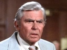 My favorite Andy Griffith role...RIP Matlock