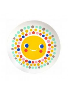 the cutest plate ever? yup! definitely.