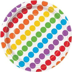 Looking for Chevron Multi Color 7 Cake Plates for your bash? Find Birthday in a Box for the popular themed tableware and party invitations with cheap prices. Rainbow Parties, Rainbow Birthday Party, Rainbow Theme, Girl Birthday, Birthday Ideas, Bear Birthday, Rainbow Baby, Rainbow Loom, Rainbow Unicorn